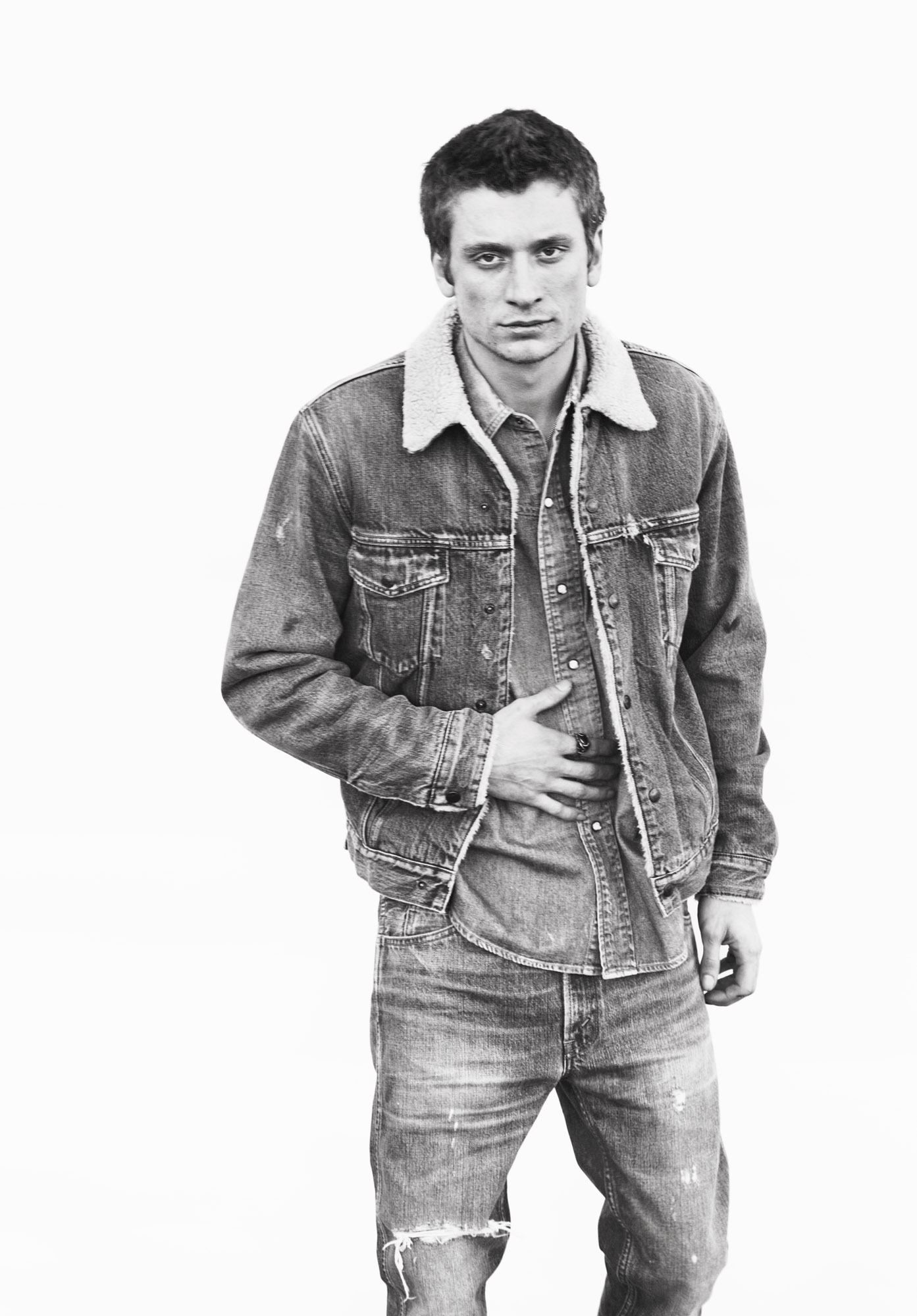 Levis vintage denim jacket